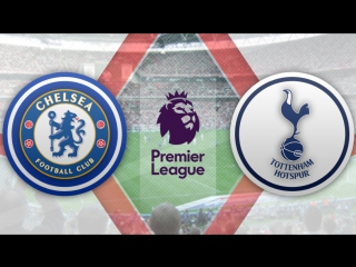 Челси 2:1 Тоттенхэм   Чемпионат Англии 2016/17   Премьер Лига   13-й тур   Обзор матча