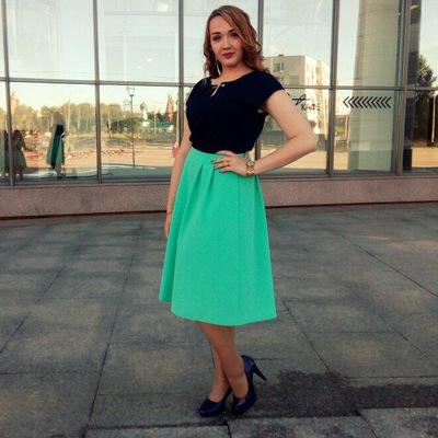 Татьяна Мокроусова