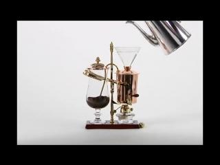 Как работал механизм XIX века для приготовления кофе по-ирландски