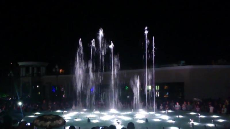 Поющий фонтан в Кисловодске - Musica E`