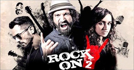 Rock On 2 HD Movie