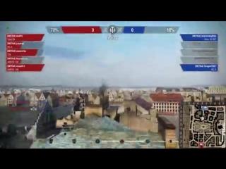 Первый круг Команда А vs Команда В оригинал