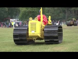 Выставка необычных старинных тракторов (VHS Video)