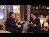 Entertainment Weekly - Интервью с Чуно (Шеф Ким) (русс. саб)