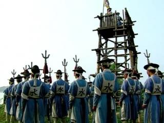 [Сабы Кот Изерлонский / ClubFate] - 085/104 - Бессмертный флотоводец Ли Сунсин / The Immortal Lee Soon-Shin (2004-2005/Юж.Корея)