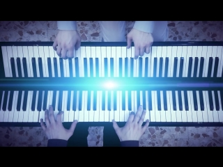 """""""The Piano Duet"""" - Tim Burtons Corpse Bride (Extended Version) [HD Piano Cover, Halloween Music]"""