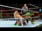 Naomi vs. Lana - SmackDown Women's Championship