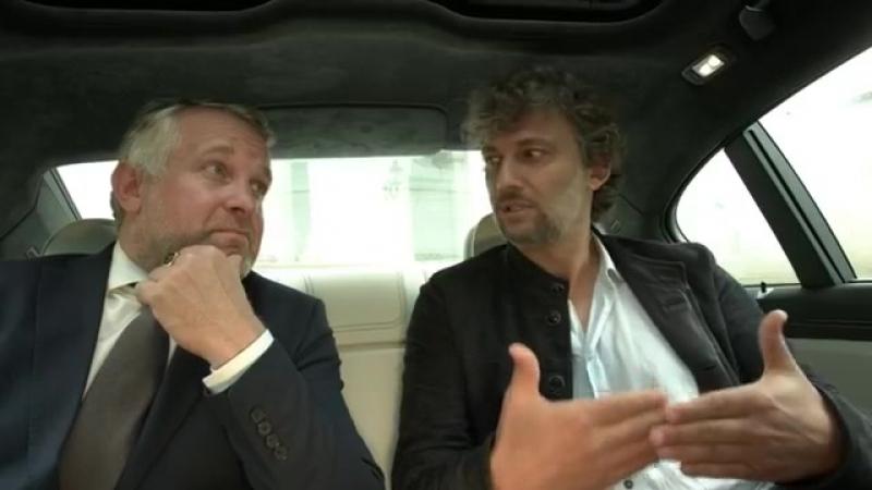 Jonas Kaufmann met BMW Group Culture at FB in conversation (23.07.17)