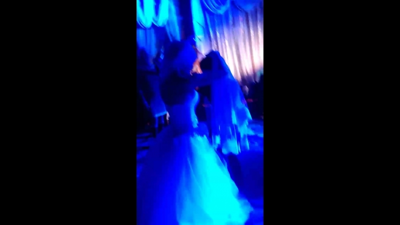 Свадьба Владислава и Елены в Херсоне 14.01.2017 Обряд снятия фаты