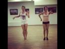 Танцевальная Студия Мир Танца Альбины Аглямовой и Солистка шоу-балета Тодес