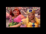 Наталья Бочкарева и Дарья Сагалова с песней Ой вы люли мои люли.