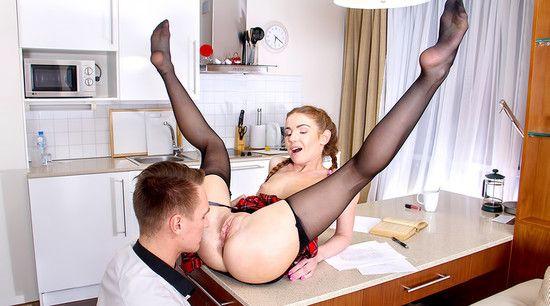FuckStudies – Melisa – Tutor seduces sexy student