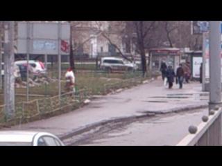 Видео от Антохи Санта-Клаус в Марьиной Роще (18. Присутствует ненормативная лексика)
