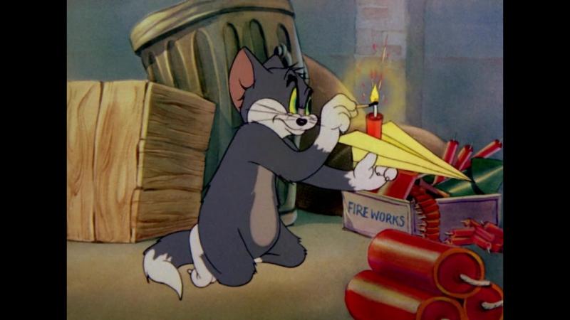 Том и Джерри. Серия 11. Мышонок-стратег. Качество