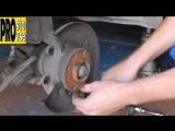 Замена тормозных дисков. Увеличенные, вентилируемые диски на ВАЗ