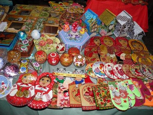 Усть-Илимские сувениры
