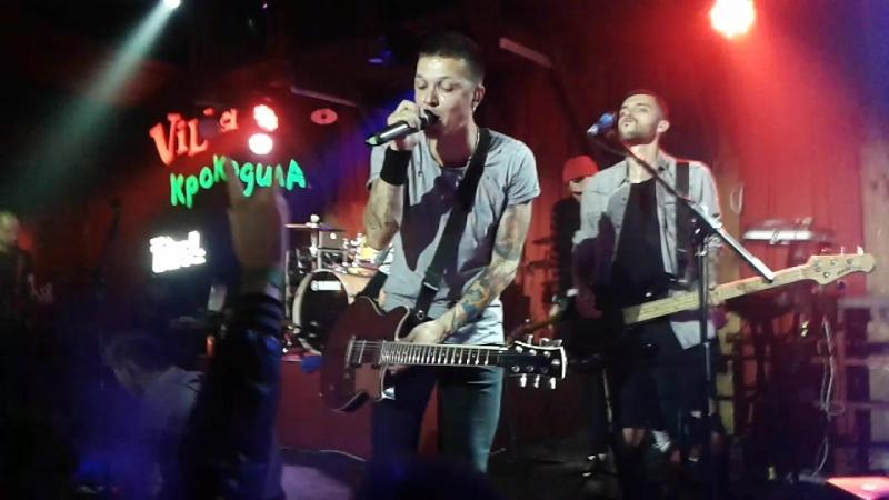 O.TORVALD - Копы live @ Villa Крокодила (01.10.16)
