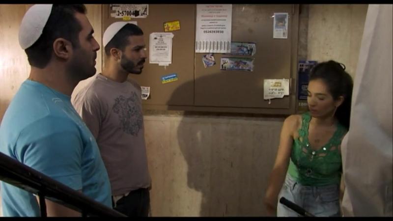 Соседи Бога (Хранители) 2012 г. драма, Израиль