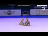 Дина Аверина - мяч (многоборье) // Dalia Kutkaitė Vilnius Cup