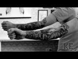 Donnie Darko by KE_blacktattoo