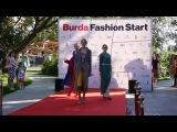 Анастасия Милованова. Burda Fashion Start