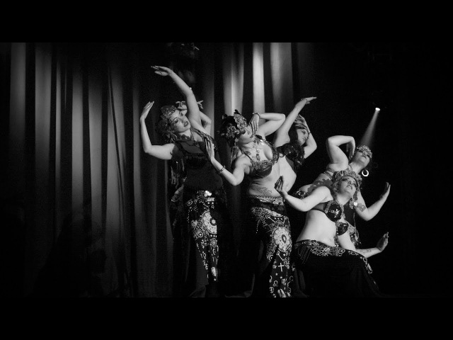 Zoe Jakes' COVEN performs in The Massive Spectacular! 2017