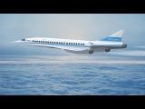Boom unveils XB-1 supersonic passenger plane prototype