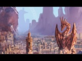 Speedpaint - The Kingdom in the Canyon