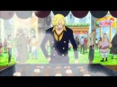 One Piece Sanji: Psy - Gentlemen