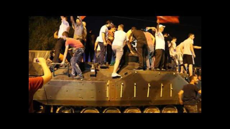 RECEP TAYYİP ERDOĞANA DARBE ŞARKISI!! darbe yapacakmış bak ite hele Tuncay Okutan