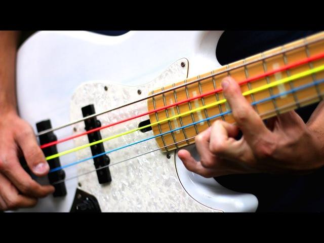 Oasis - Wonderwall (Bass Arrangement)