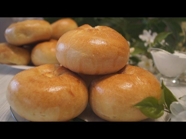 Пирожки слоистые с картошкой Кныш Очень Просто и Необыкновенно Вкусно