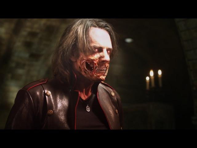 Supernatural scene 12.02 || Rowena and Crowley vs L