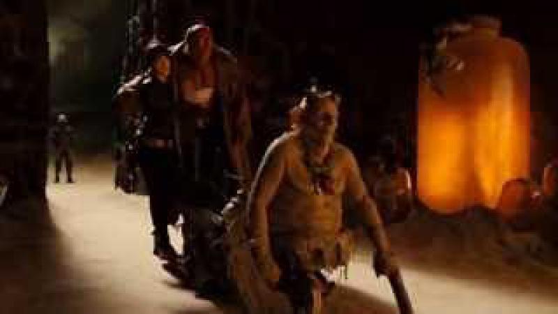 Hellboy II(2008): Даже не думай об этом Universal Pictures