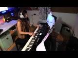 Eagles - Hotel California - piano cover