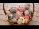 Шары на ёлку. Новогодние украшения. Видео урок декор шаров