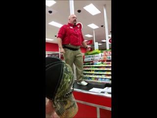 THIS IS TARGET! BLACK FRIDAY PEP TALK.