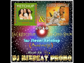 Gerd Show ft. Las Ketchup - Las Steuer Ketchup (Mash-Up 2 by. DJ Mixbeat Promo)
