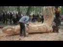 Резьба по дереву с АльфаДиск
