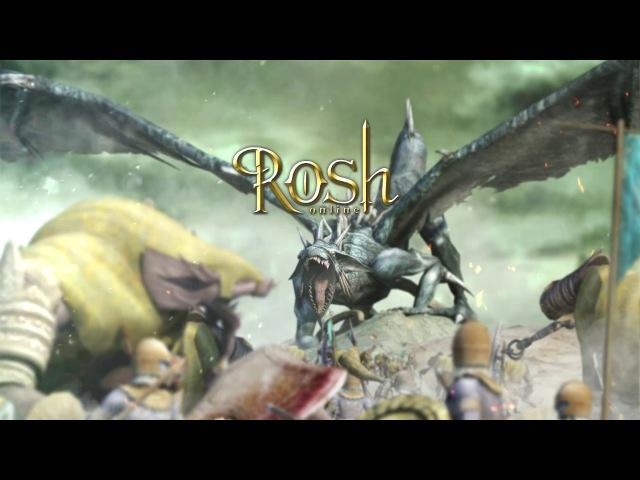 Rosh Online lvl 105 Legendary weapons