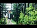 Bach Organ Prelude and Fugue in g minor by button accordion solo Бах Прелюдия и фуга соль минор