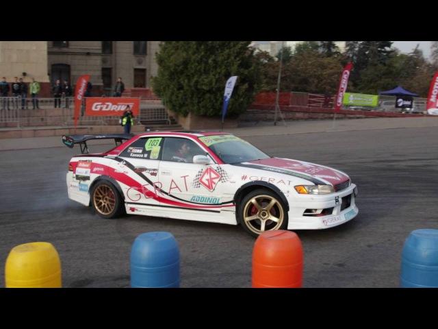 AlSport.kz: Toyota Mark2 jzx90 - Виталя Ядришников