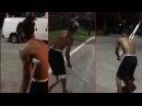 XXXTentacion - Broke His Leg & Fight With Crutches 😂😂😂