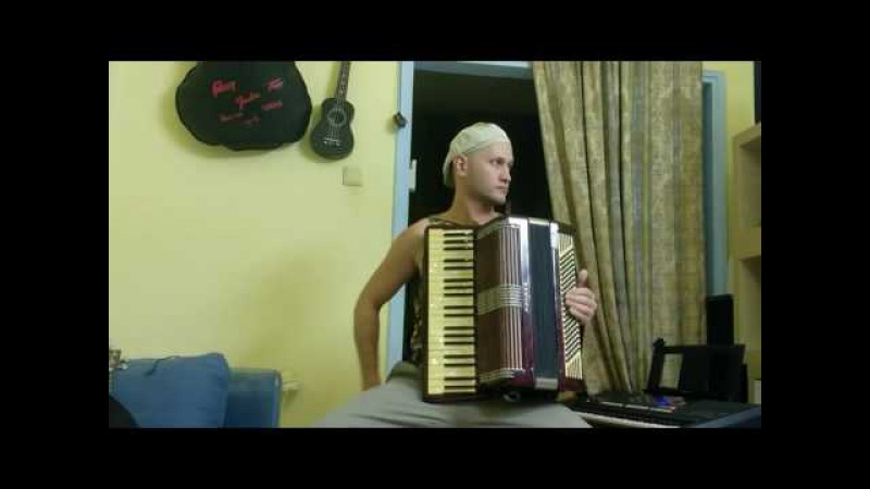 Boom Pam - Neimat HaOud (accordion cover)