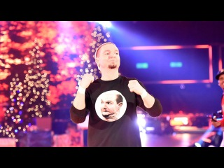 Who wants James Ellsworth in the Royal Rumble Match?