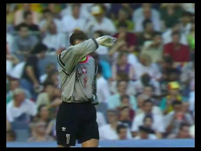 Barcelona 92 -Final Olimpica- España vs Polonia (Catalàn)