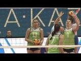 Чемпионат России  Женщины Динамо Каз  Заречье
