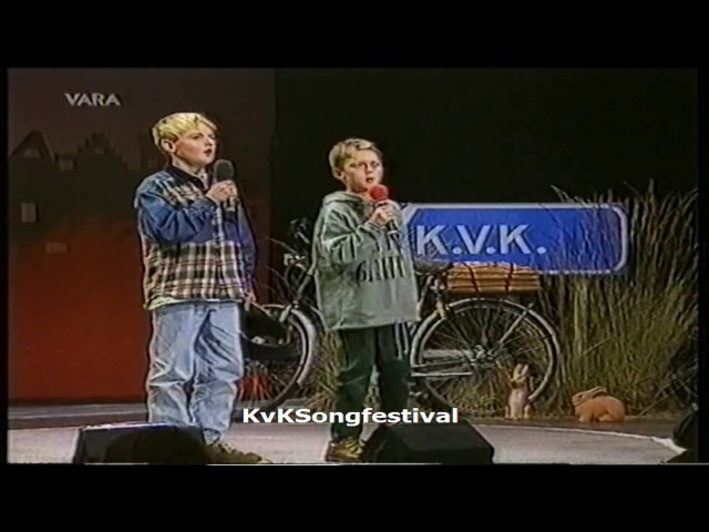 Kinderen voor Kinderen Songfestival 1995 - Meneer agent