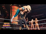 FULL MATCH  8-Diva Tag Team Match 2012 Royal Rumble