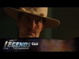 DC's Legends of Tomorrow Inside DC's Legends Outlaw Country The CW